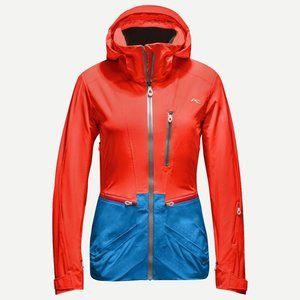 Kjus women shell jacket sz S